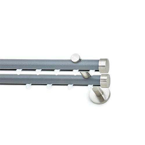 Rod rail ilios s1 MY-07 φ25 μονό διπλό 25432